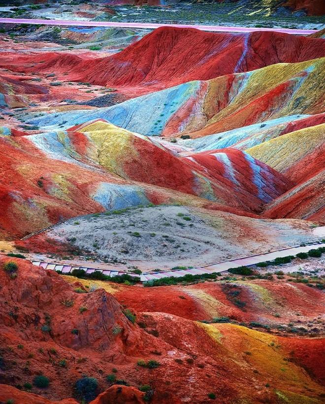 Đan Hà – Thế giới màu sắc tại Trung Quốc