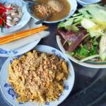 Gỏi cá trích của miền quê biển Xuyên Lộc