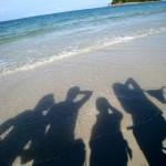 Du lịch biển Quan Lạn 2014 – bãi tắm Quan Lạn