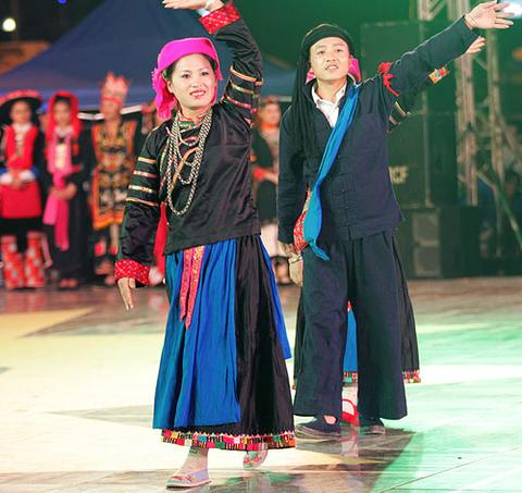 Nét đẹp trong văn hóa lễ hội dân tộc Phù Lá