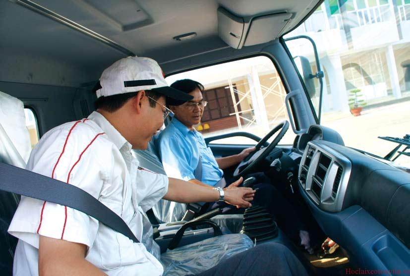 thuê xe tập lái