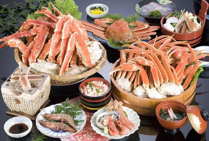 Một số hải sản tại Nhật Lệ