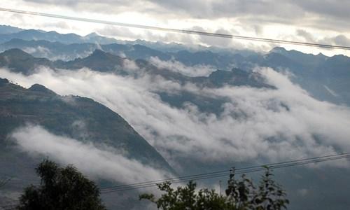 Khung cảnh thiên nhiên tươi đẹp ở Hà Giang